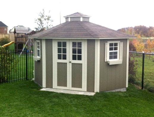 5 sided shed duroshed