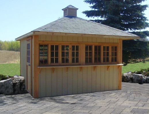 Wood Storage Sheds How To Build