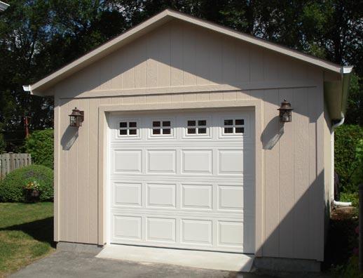 Garage Builders Toronto Prefab, How Much Is A Prefab Garage
