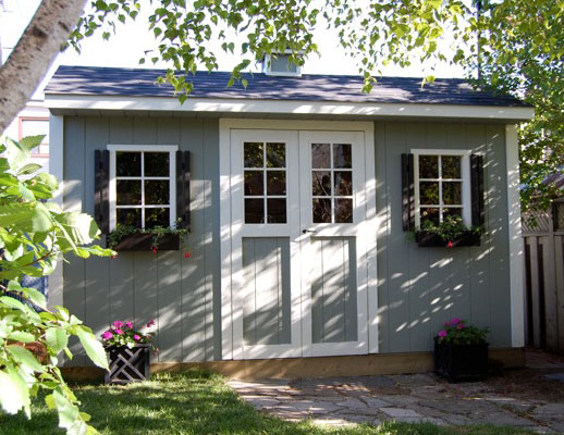 Carriage House | DuroShed